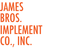 James Brothers Implement, Co. Logo